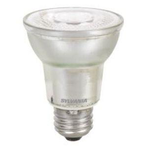 SYLVANIA LED8PAR20/DIM/840/FL40/GL2/W LED Lamp, PAR20, 8W, 120V, FL40