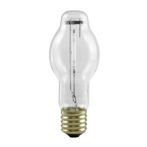 SYLVANIA LU150/100 High Pressure Sodium Lamp, ET23-1/2, 150W, Coated