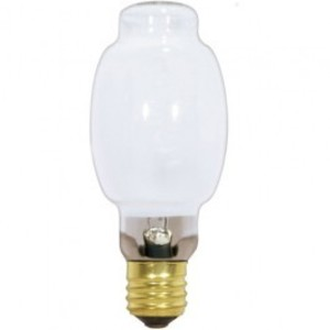 SYLVANIA LU250/D High Pressure Sodium Lamp, BT28, 250W, Coated