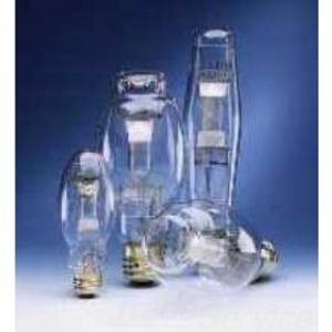 SYLVANIA M175/U/MED Metal Halide Lamp, ED17, 175W, Clear