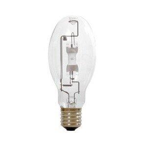 SYLVANIA M400/C/U/ED28 Metal Halide Lamp, ED28, 400W, Coated