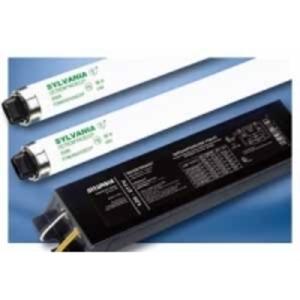 SYLVANIA QHE-2X86T8HO/UNV-PSN-HT-B Electronic Ballast, Fluorescent, High Output, 2-Lamp, 120-277V