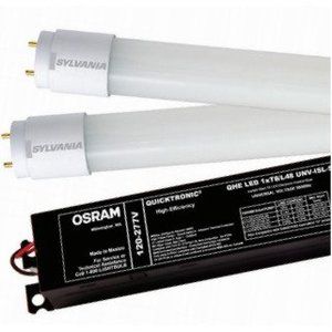 SYLVANIA QHE-4XLEDT8/UNV-ISN-SC 4-Lamp LED T8 Electronic Control, 120-277V, Normal Power