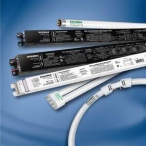 SYLVANIA QHE4X54T5HO/347-480-PSN-HT-SCL Electronic Ballast, Fluorescent, High Output, 4-Lamp, 54W, 347-480V