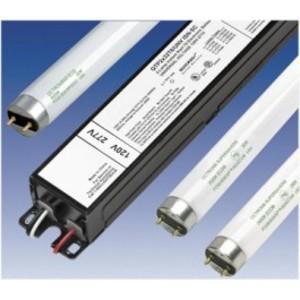 SYLVANIA QTP-2X32T8/UNV-ISN-SC Electronic Ballast, Fluorescent, T8, 2-Lamp, 32W, 120-277V