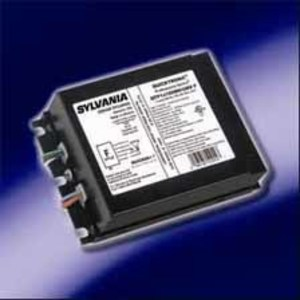 SYLVANIA QTP1X100MH/UNV-F Electronic F-Can Ballast, Metal Halide, 100W, 120-277V