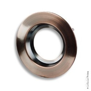 "SYLVANIA RT4/TRIM/ORBZ RT4 Trim Ring, 4"", Oil Rubbed Bronze"