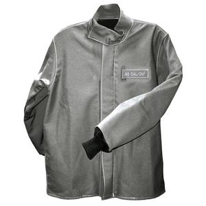 Salisbury ACC4032GYXL Arc Flash Coat - Size: X-Large