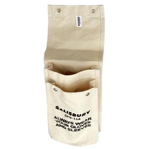 Salisbury GPB116 Canvas Glove Bag