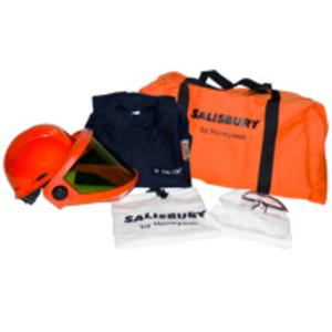 Salisbury SKCA11L-1200 Arc Flash Kit / Suit, 12 CAL/CM²,Large