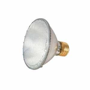 Satco S2234 Halogen Lamp, PAR30, 39W, 120V, NFL34