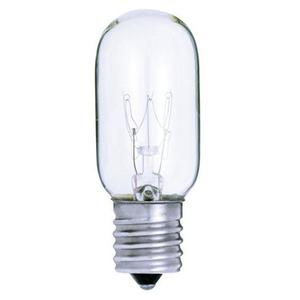 Satco S3917 Incandescent Bulb, T8, 40W, 130V, Clear