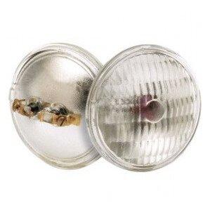 Satco S4317 Halogen Lamp, PAR36, 25W, 12.8V