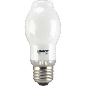 Satco S4600 SATCO S4600 60W BT15 WHITE