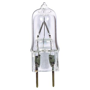 Satco S4610 Halogen Capsule Lamp, T4, 20W, 120V