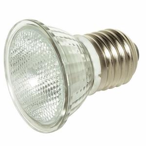 Satco S4625 Halogen Mini-Reflector Lamp, MR16, 50W, 120V, FL36