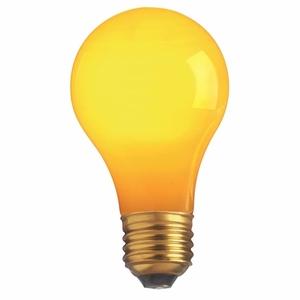 Satco S4983 SATCO S4983 YELLOW LAMP