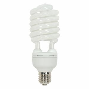 Satco S7392 SAT S7392 18W TWIST LAMP85 WATT MINI TWIST W/ MOGUL BASE 4100 K