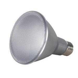 Satco S9431 LED Lamp, Dimmable, PAR30L, 13W, 120V, FL40