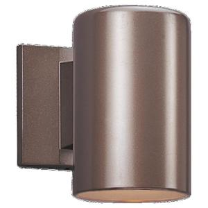 Sea Gull 8339-10 Outdoor Wall One Light Bronze