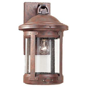 Sea Gull 8441-44 Outdoor Wall Lantern One Light