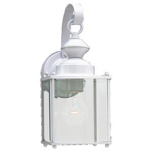 Sea Gull 8457-15 Outdoor Wall Lantern One Light