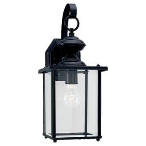Sea Gull 8458-12 Lantern, Outdoor, 1 Light, 100W, Black
