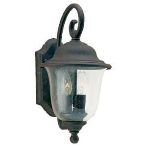 Sea Gull 8459-46 Outdoor Wall Lantern Two Light