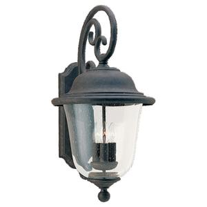 Sea Gull 8461-46 Outdoor Wall Lantern Three Lig