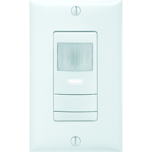 Sensor Switch WSX-PDT-WH Wall Switch Decorator Sensor