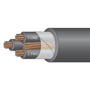 Service Wire TCXH12/3G 12/3 XHHW-2 CU TC BCG