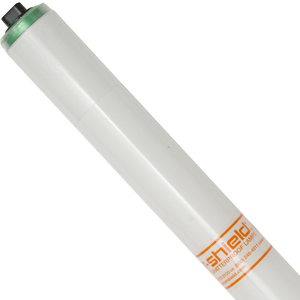 "Shat-R-Shield 62026 Fluorescent Lamp, Coated, High Output, T12, 96"", 110W, 6500K"
