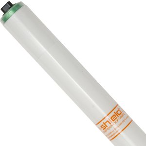 "Shat-R-Shield 68547 Fluorescent Lamp, Coated, T8, 96"", 86W, 4100K"