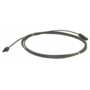 Shoals Technologies Group STG.HRJ.10MC4.25 Photovoltaic Wire, 10 AWG, 2000V, 7-Strand with MC4, 25' coil