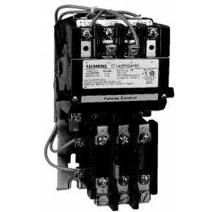 Siemens 14DP32AC81 Starter, 27A, Size 1, 3PH, Open, 240/480VAC Coil, 600VAC Rated