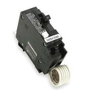Siemens BE120 Breaker, Bolt On, 20A, 1P, 120V, BLE Type, GFI, Equipment Protection