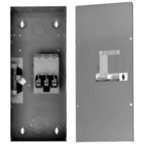 Siemens E0204ML1060S Load Center, Main Lug, Enclosure, 2/4, 60A, 1PH, 120/240VAC