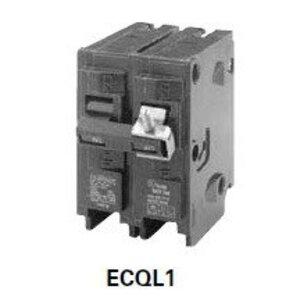 """Siemens ECQL1 Breaker, Handle Lock, Non-Padlockable - 1"""" Handles"""
