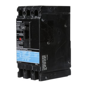 Siemens ED43B025L BREAKER ED 3P 25A