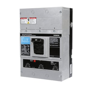 Siemens JXD23B400 Breaker, Molded Case, 400A, 240VAC, 3P, 65 kAIC