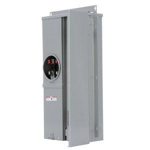 Siemens MC2040B1200EFC Meter Load Center Combo, 200A, 20/40, Flush, 22kAIC, OH/UG