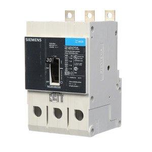 Siemens NGB3B030B Breaker Ngb 3p 30a 600v 14ka Ld Lug