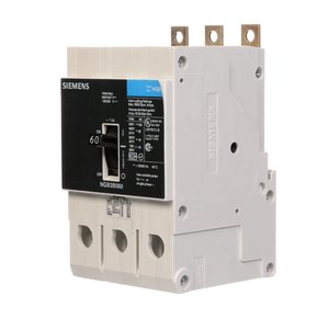Siemens NGB3B060B Breaker Ngb 3p 60a 600v 14ka Ld Lug
