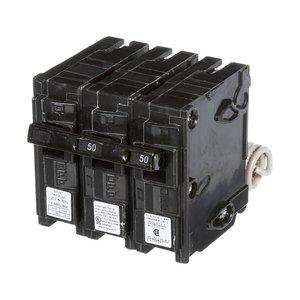Siemens Q25000S01 Breaker 50a 2p 120/240v 10k Qp 120v St