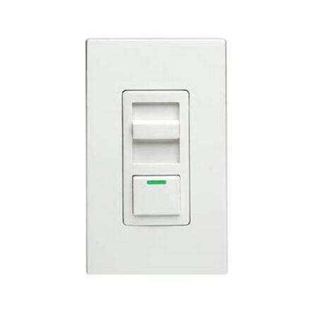 leviton - ip710-dlz, slide, fluorescent, dimmers/dimming controls, lighting  - platt electric supply