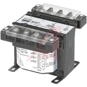 Sola Hevi-Duty E100TC Transformer, Control, 100VA, Multi-Tap, Encapsulated, International