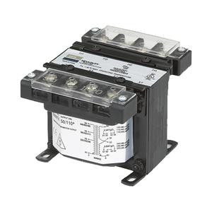 Sola Hevi-Duty E150TH Transformer, Industrial Control, 150VA, Multi-Tap, Open, International