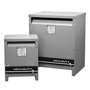 Sola Hevi-Duty ES5H37S Dry Type Transformer, 37.5KVA, 240 x 480V, 120/240, NEMA 1