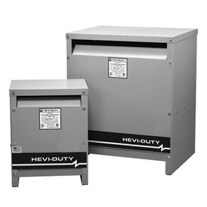 Sola Hevi-Duty ET2H30S Transformer, Dry Type, 30KVA, 480ΔV Primary, 208Y/120V Secondary