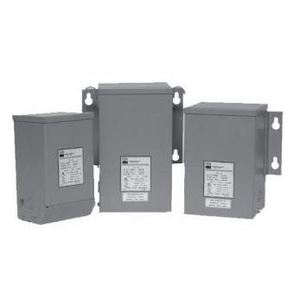 Sola Hevi-Duty HS10F1BS Transformer, Automation, 1KVA, 600VAC Primary, 120/240VAC Secondary